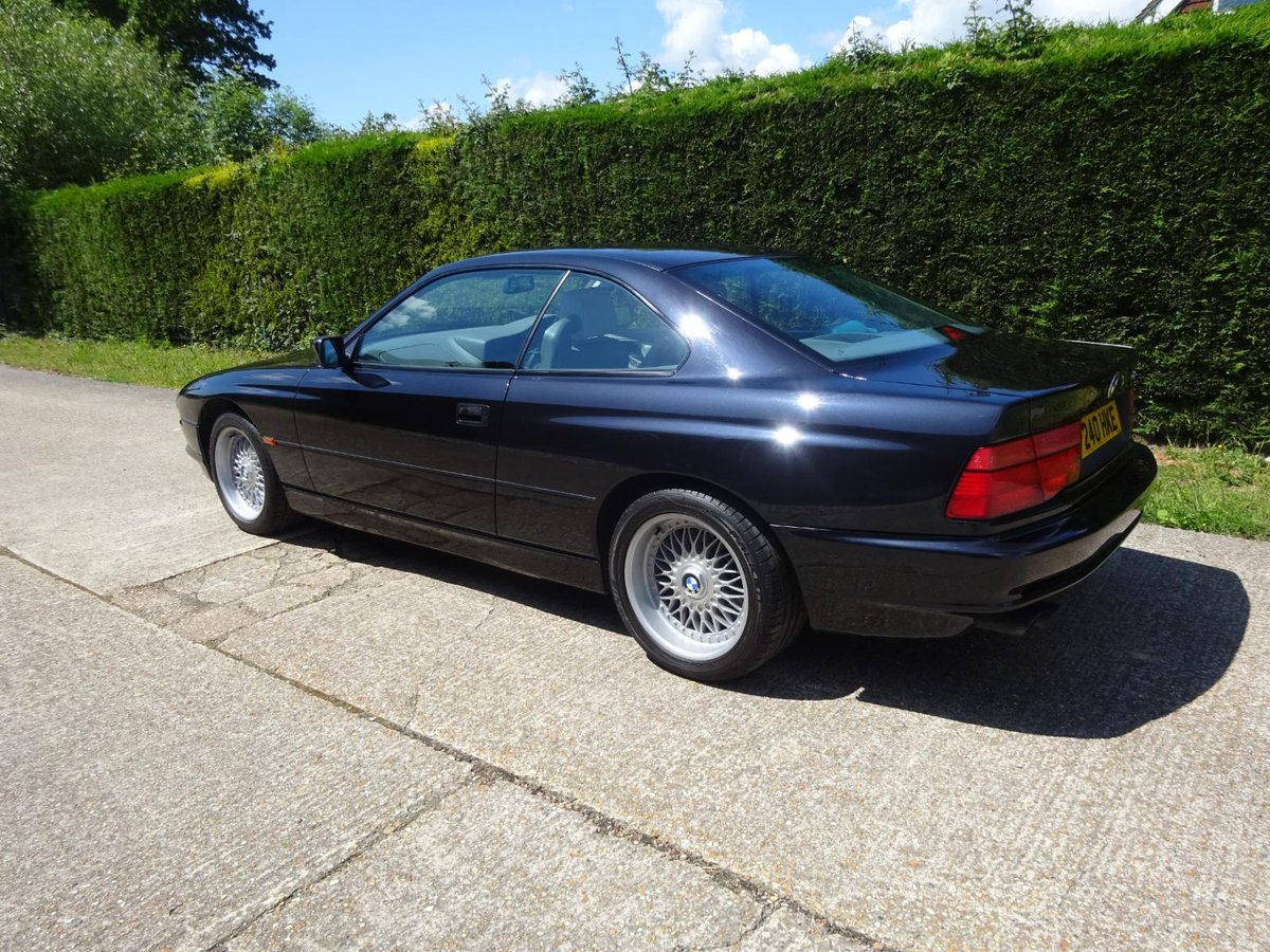 1996 BMW 840Ci - 4.4 Automatic For Sale (picture 4 of 6)
