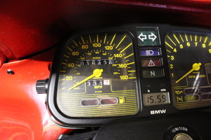 1989 BMW K1 - Red For Sale