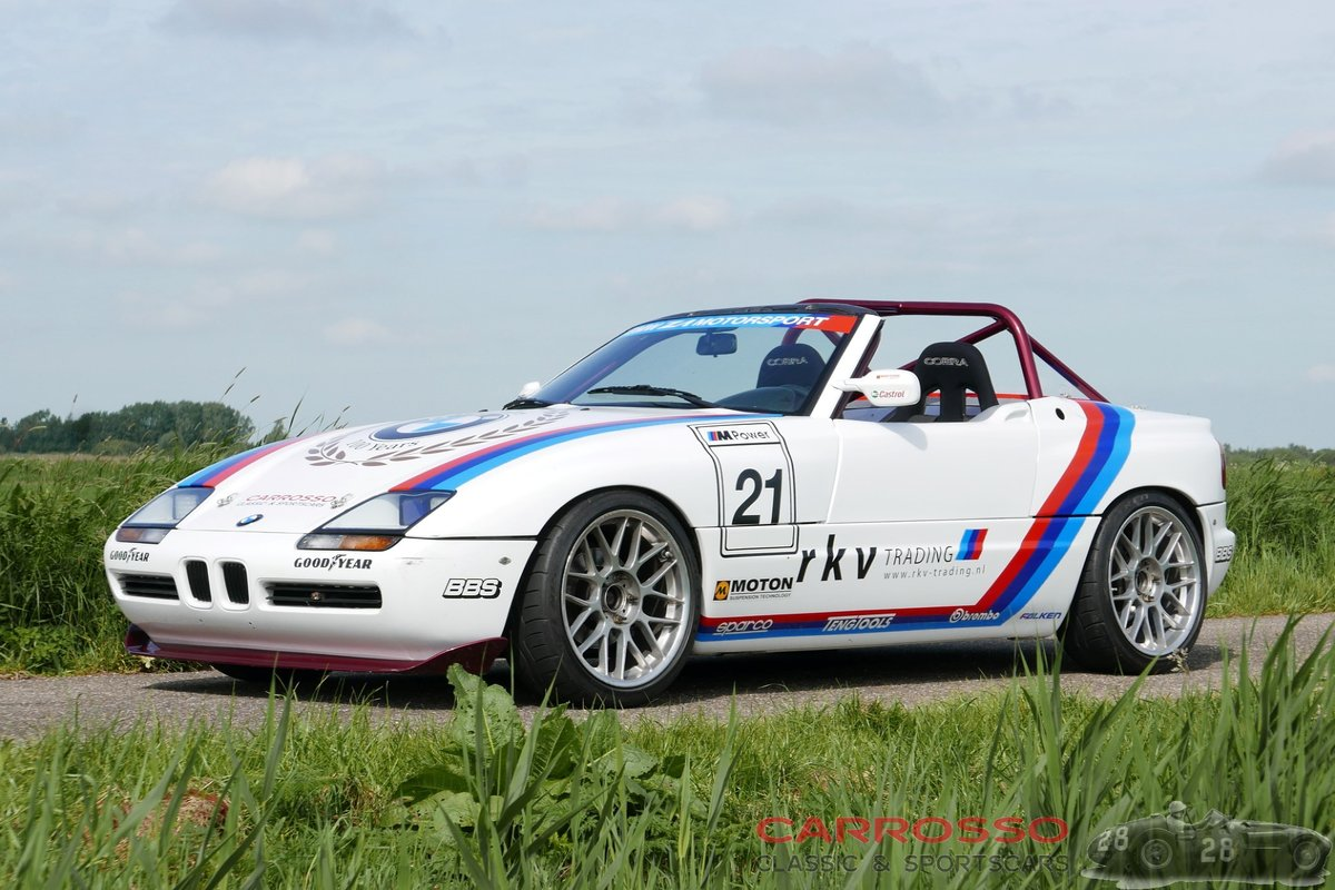 1989 Bmw Z1 Racing Very Unique Car For Sale Car And Classic
