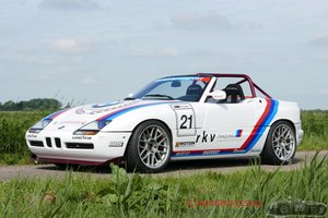 1989 BMW Z1 Racing, very unique car!