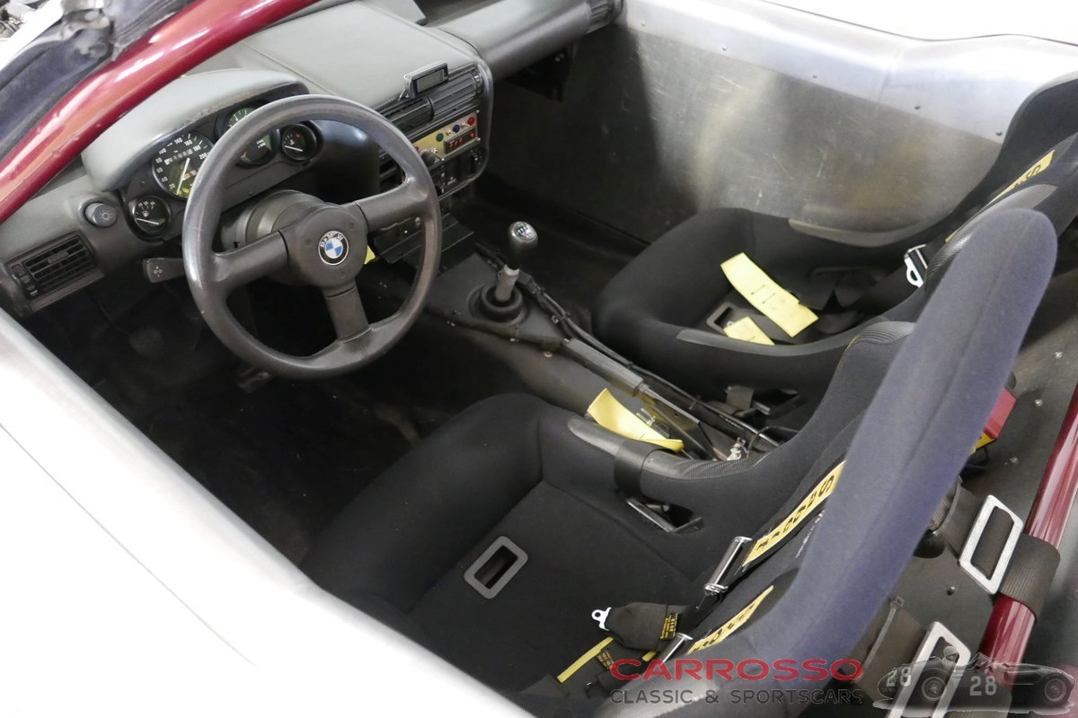 1989 BMW Z1 Racing, very unique car! For Sale (picture 3 of 6)