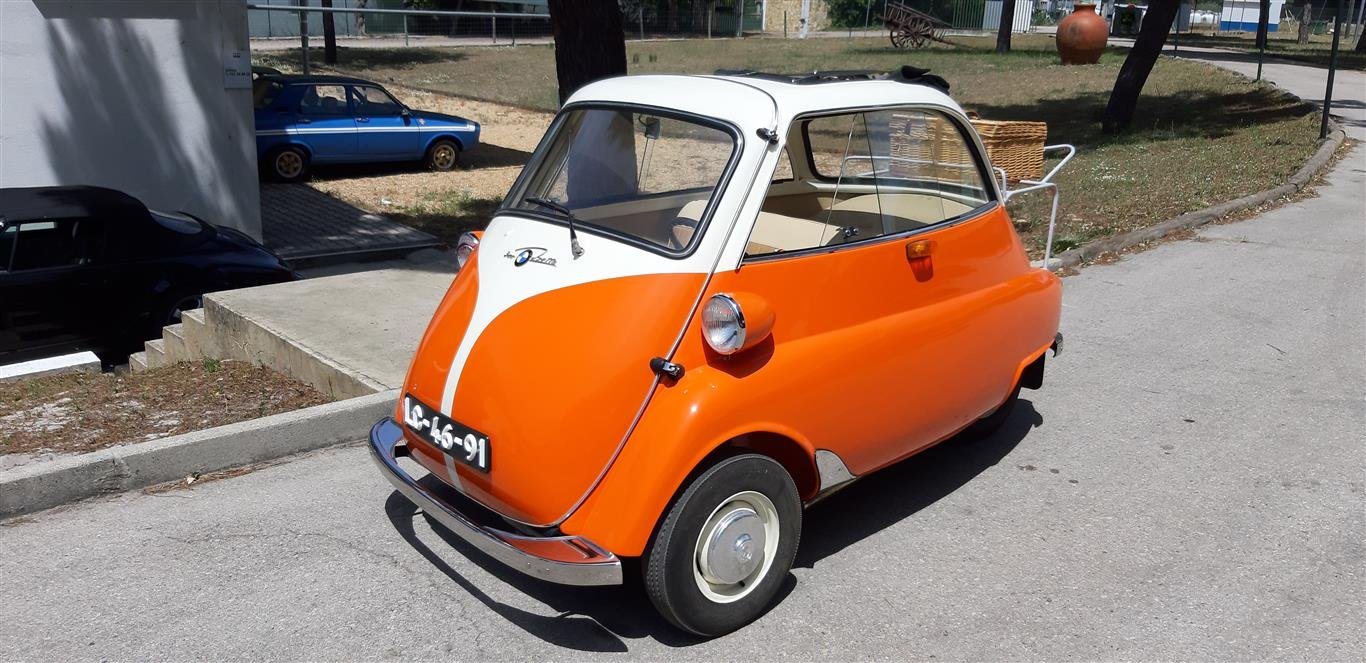 1958 BMW Isetta Mint condition For Sale (picture 1 of 6)