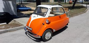 1958 BMW Isetta Mint condition