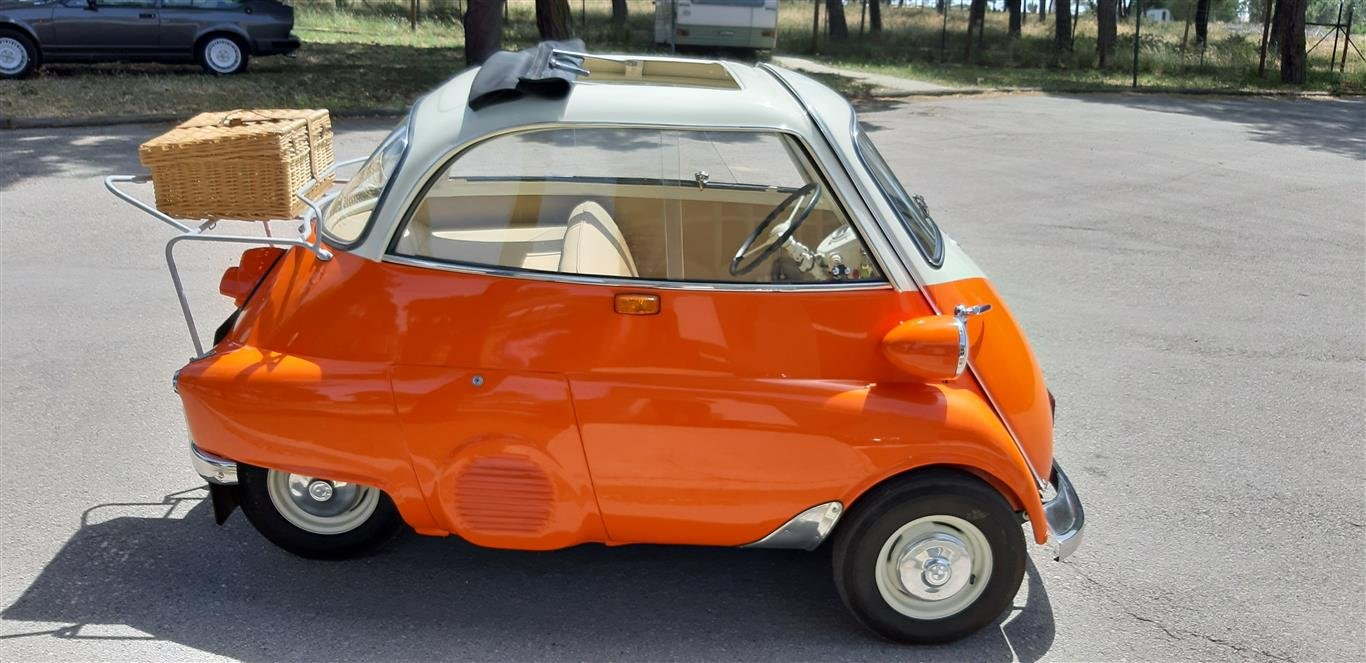 1958 BMW Isetta Mint condition For Sale (picture 4 of 6)