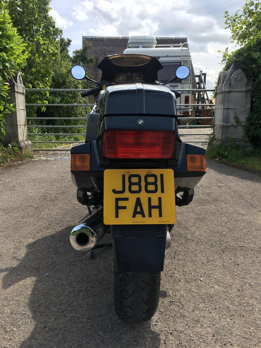 1991 Stunning BMW K1 1000cc UK bike fully sorted FSH For Sale (picture 4 of 6)