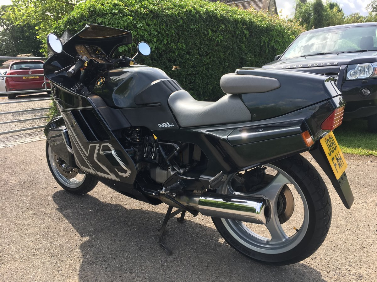 1991 Stunning BMW K1 1000cc UK bike fully sorted FSH For Sale (picture 5 of 6)