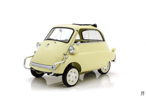 1958  BMW ISETTA COUPE
