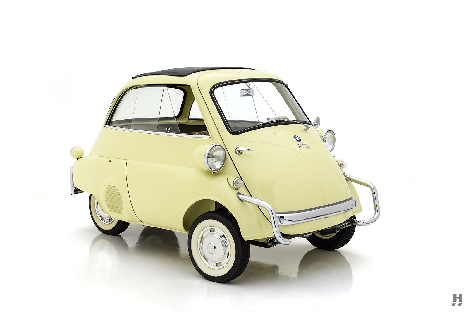 1958 BMW ISETTA COUPE For Sale (picture 2 of 6)
