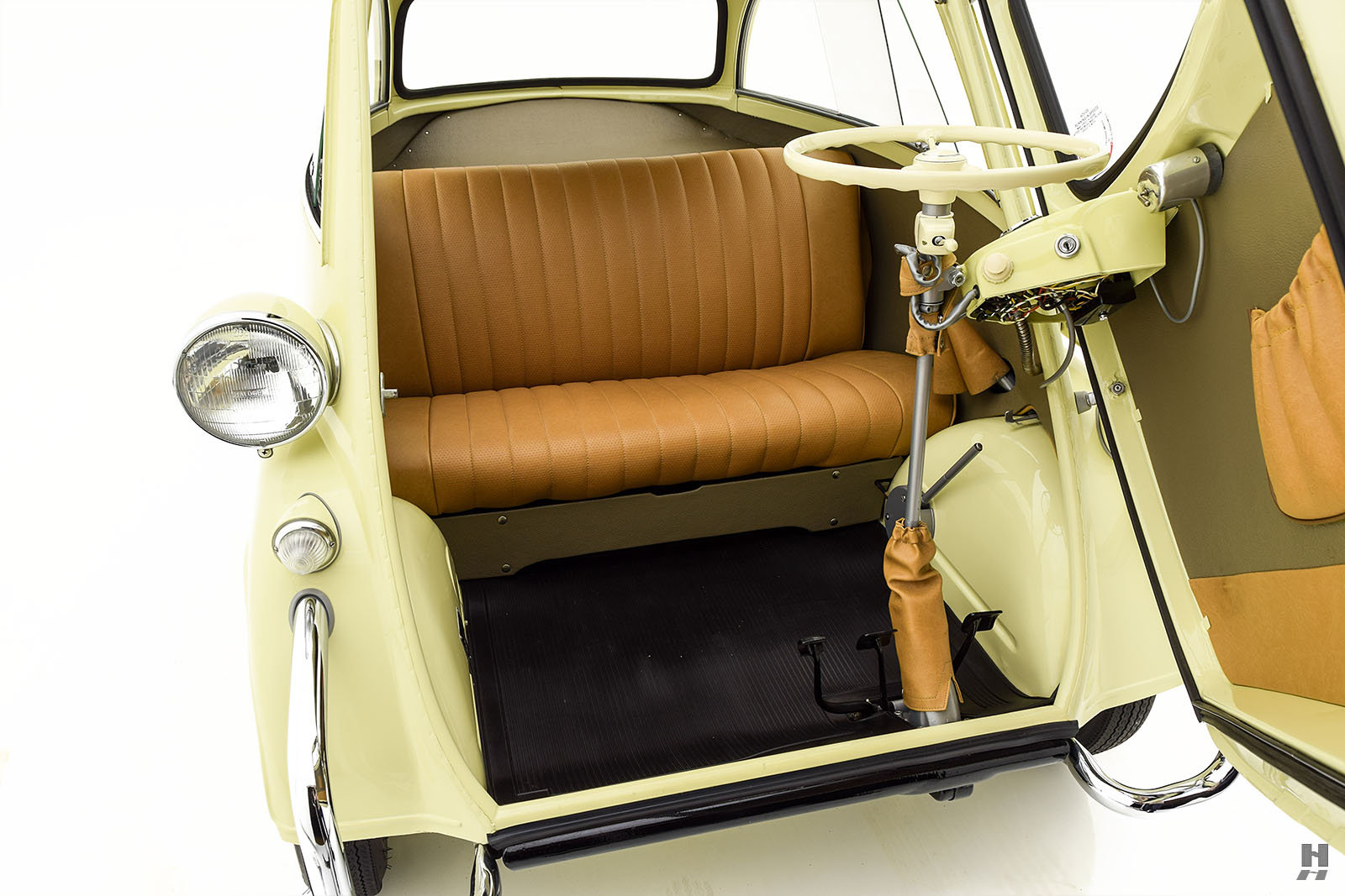 1958 BMW ISETTA COUPE For Sale (picture 3 of 6)