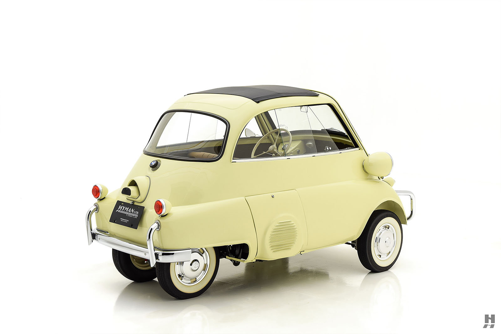 1958 BMW ISETTA COUPE For Sale (picture 5 of 6)