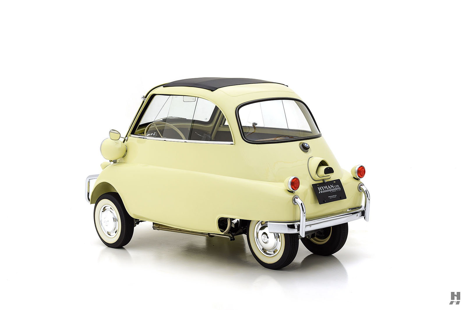 1958 BMW ISETTA COUPE For Sale (picture 6 of 6)