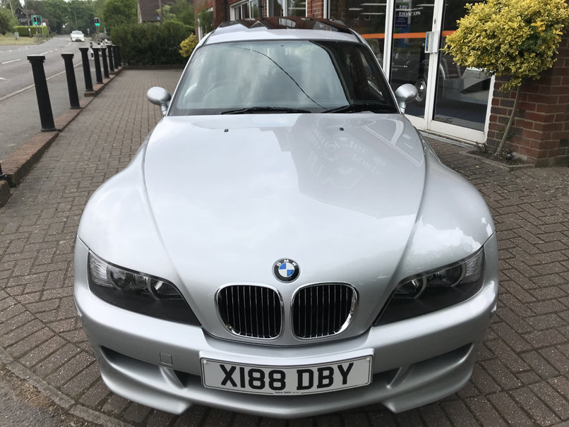 2000 BMW Z3M COUPE (Just 17,000 miles from new) For Sale (picture 2 of 6)