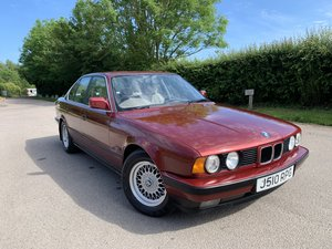 1992 BMW E34 5 Series 525i 69000miles Totally Original For Sale