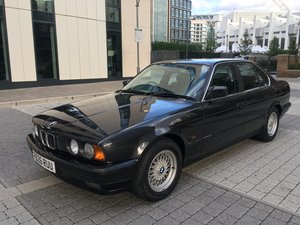 Bmw 525i auto E34- March 1989- 83k miles For Sale