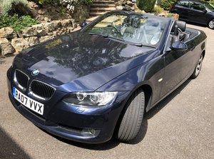2007 BMW 3 series 3.0 330d SE convertible 2dr diesel