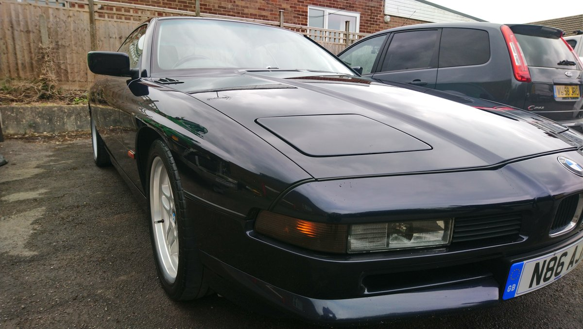 1995 BWM 840CI For Sale (picture 5 of 6)