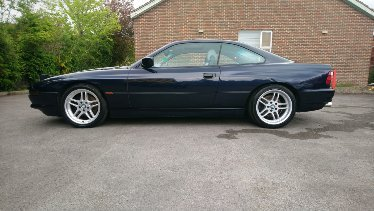 1995 BWM 840CI For Sale (picture 6 of 6)
