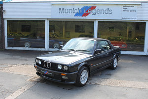 1990 BMW E30 325i Convertible For Sale