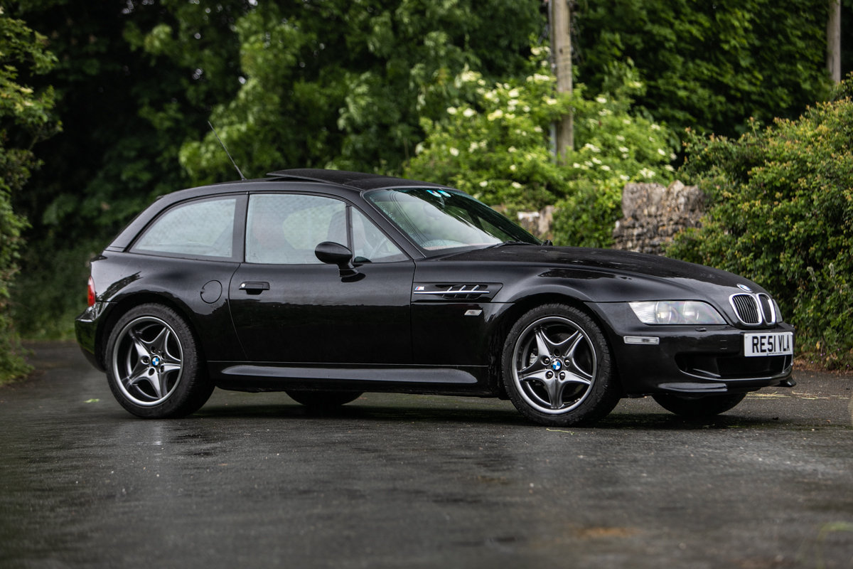 2001 BMW Z3 M Coupe (S54 Engine) £35,000 - £40,000 For Sale by Auction (picture 1 of 6)