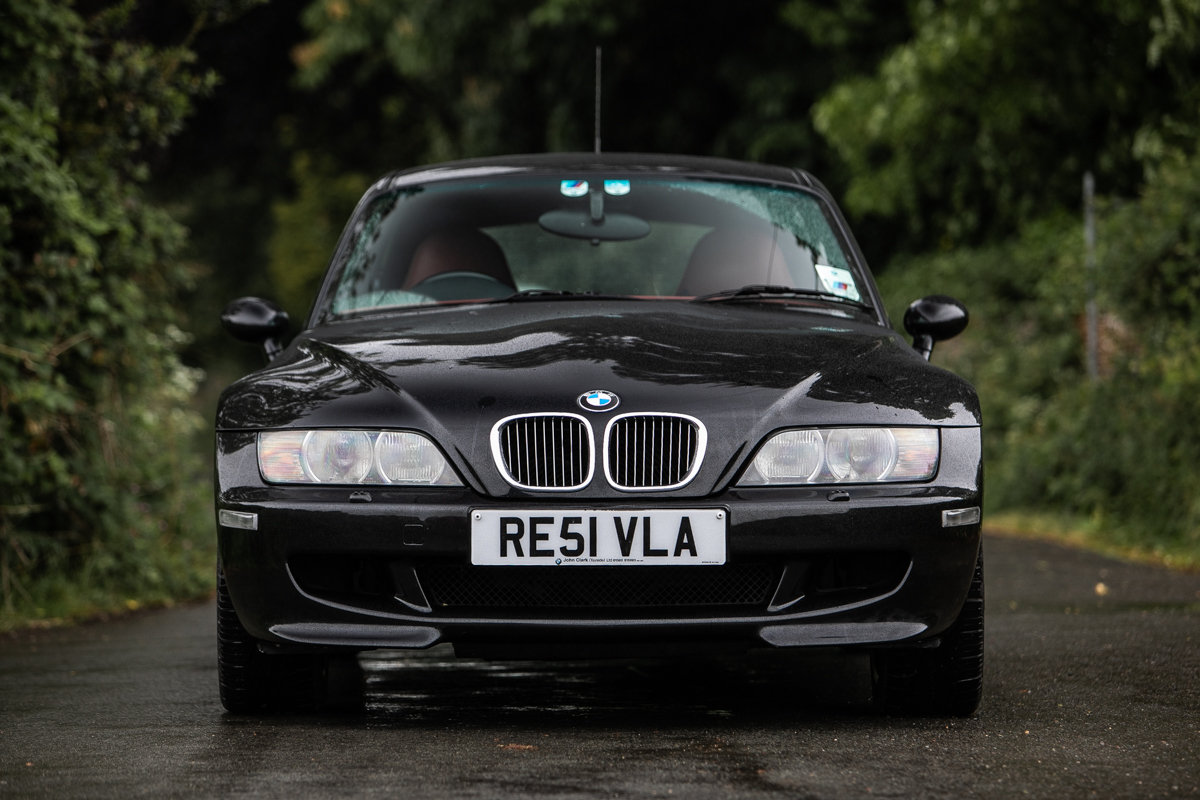 2001 BMW Z3 M Coupe (S54 Engine) £35,000 - £40,000 For Sale by Auction (picture 2 of 6)