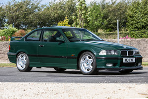 1995 BMW M3 GT Individual (E36) Just £20,000 - £25,000 For Sale by Auction
