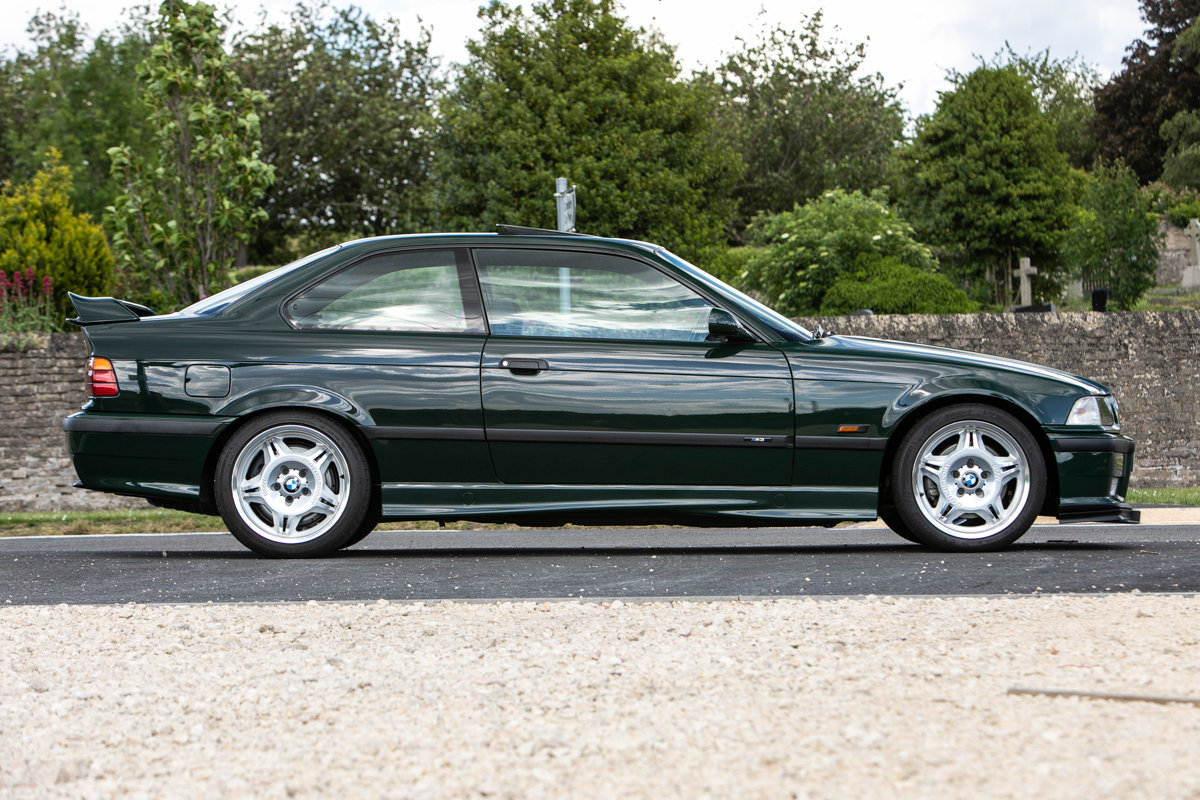 1995 BMW E36 M3 GT Individual Just £20,000 - £25,000 For Sale by Auction (picture 3 of 6)