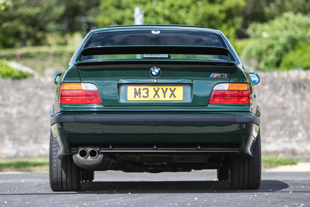 1995 BMW E36 M3 GT Individual Just £20,000 - £25,000 For Sale by Auction (picture 4 of 6)