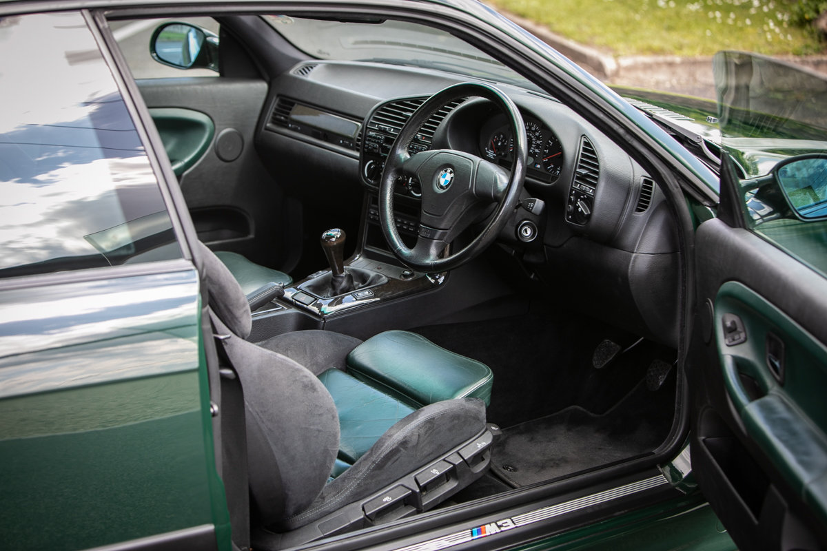 1995 BMW E36 M3 GT Individual Just £20,000 - £25,000 For Sale by Auction (picture 5 of 6)