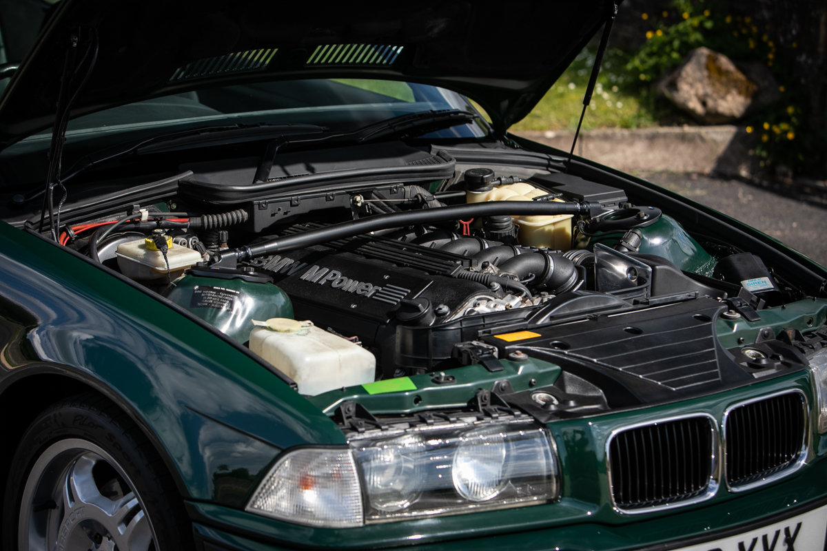 1995 BMW E36 M3 GT Individual Just £20,000 - £25,000 For Sale by Auction (picture 6 of 6)