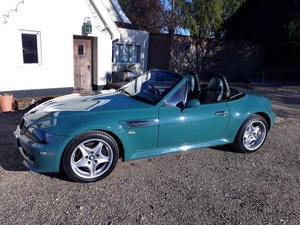 1998 BMW Z3 M Roadster, 34K, in Evergreen with hard top For Sale