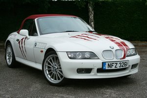 1997 BMW Z3 1.9 Monster Ltd Edn SOLD