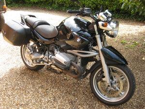 2001 BMW R1150R For Sale