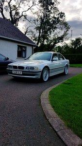 Bmw 2001 740i Sport