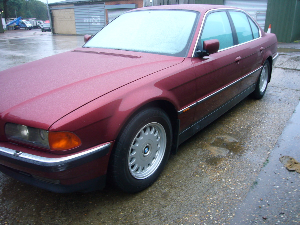 1995M BMW 730i, 68,100 miles, 2 owners For Sale (picture 2 of 6)