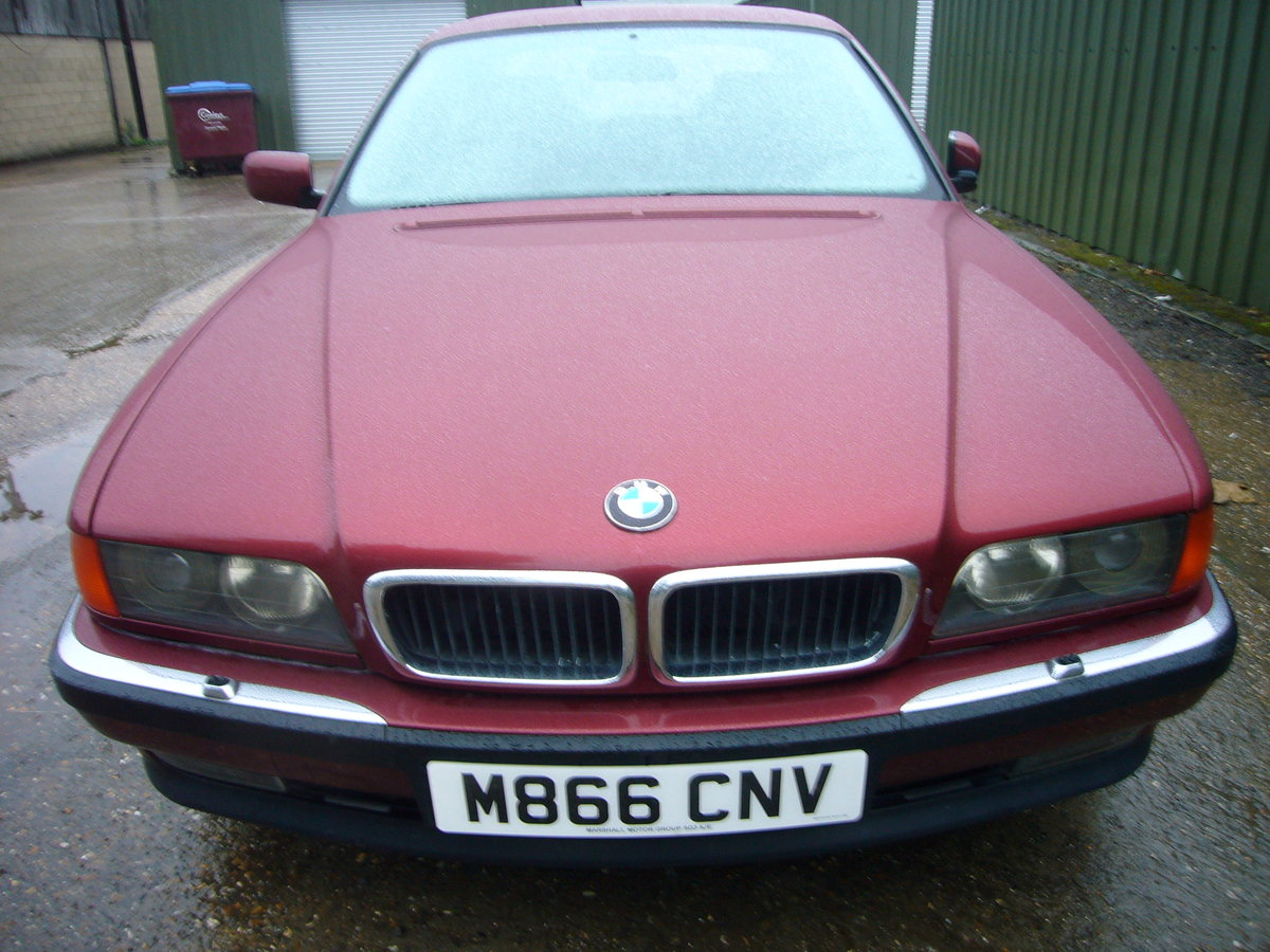 1995M BMW 730i, 68,100 miles, 2 owners For Sale (picture 3 of 6)