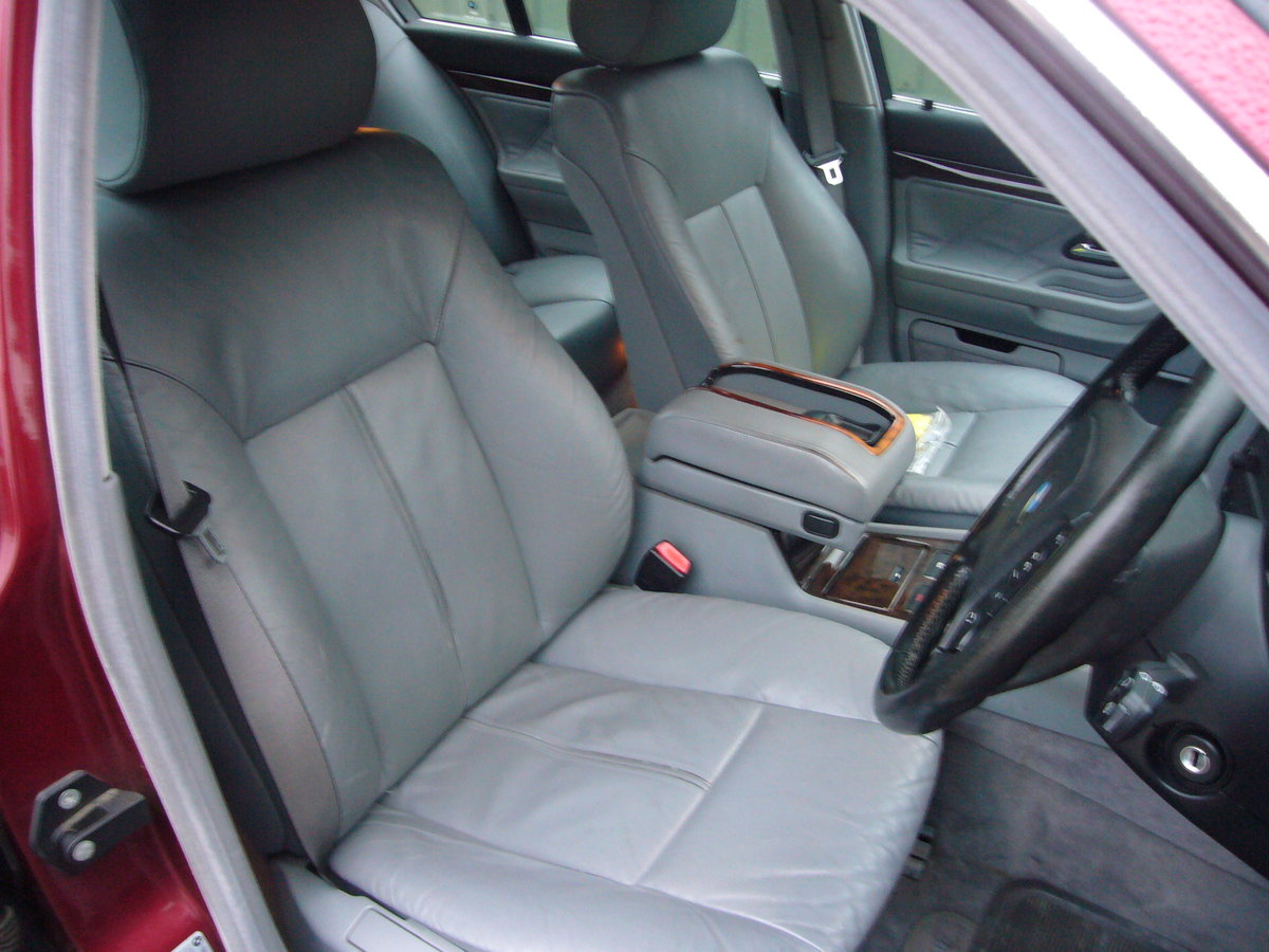 1995M BMW 730i, 68,100 miles, 2 owners For Sale (picture 4 of 6)