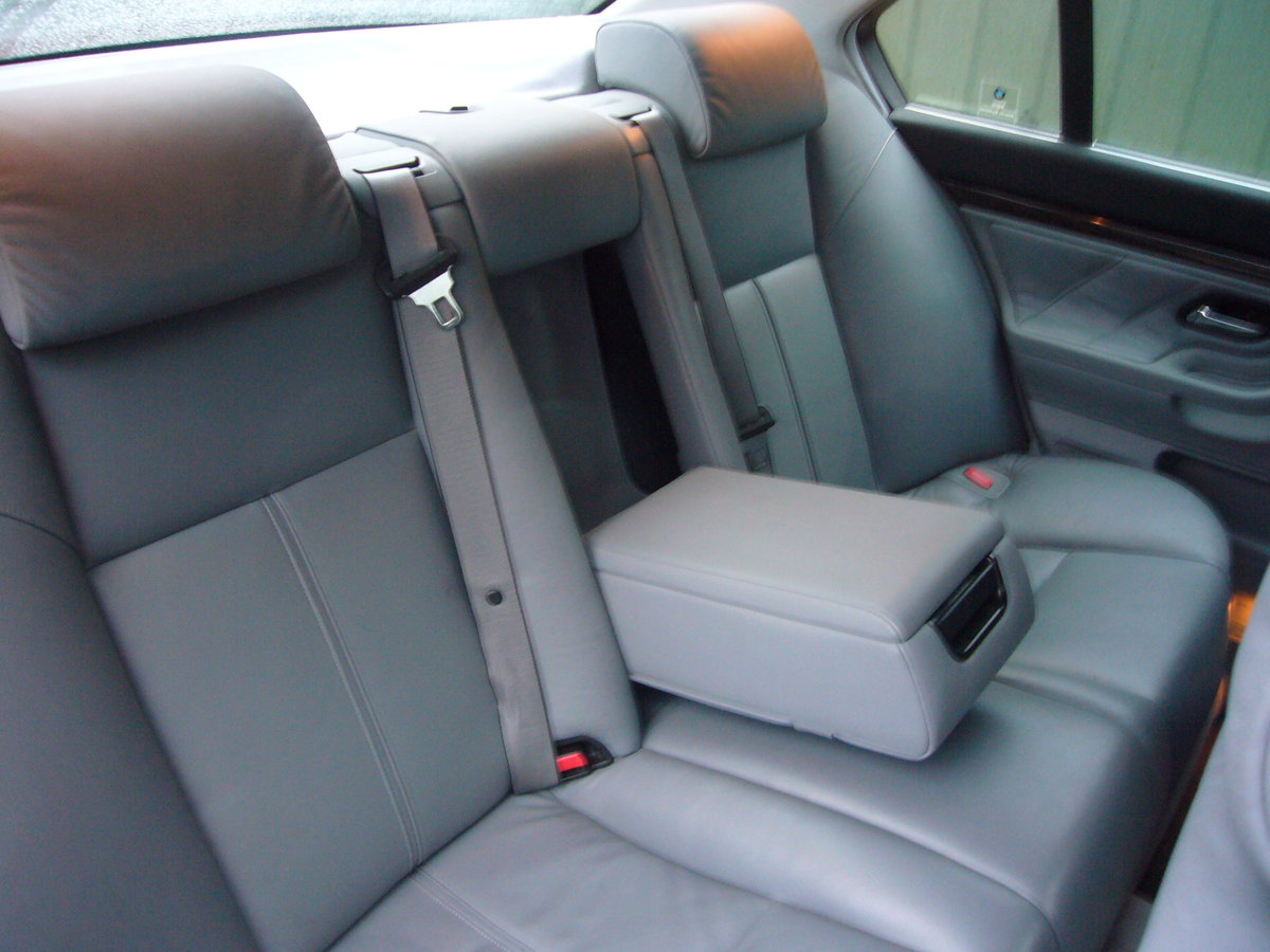 1995M BMW 730i, 68,100 miles, 2 owners For Sale (picture 5 of 6)