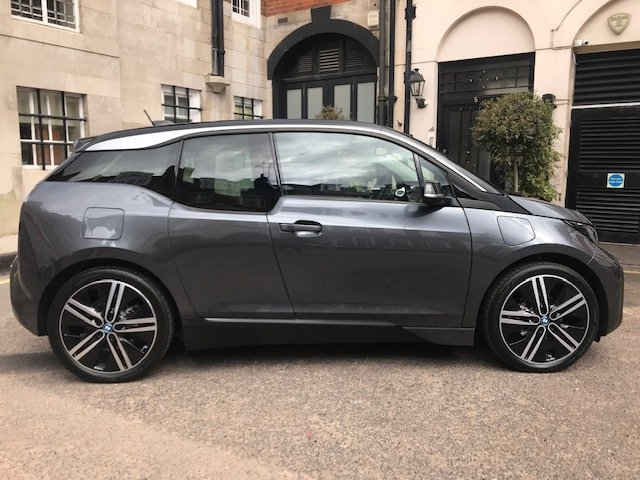 2018 BMW I3  SOLD (picture 1 of 5)