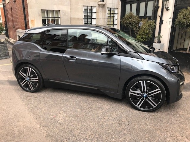2018 BMW I3  SOLD (picture 3 of 5)