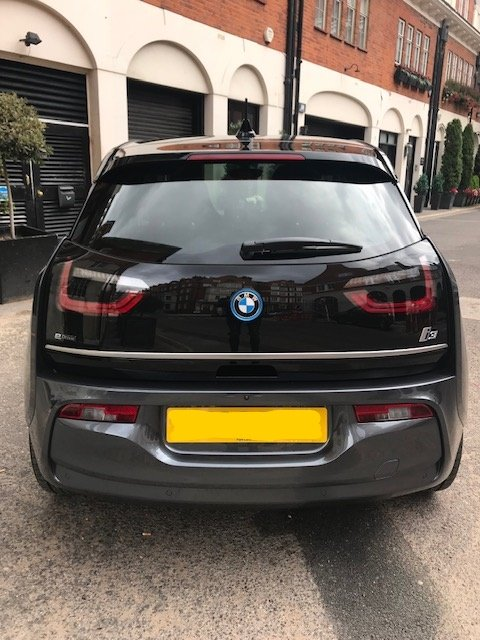 2018 BMW I3  SOLD (picture 4 of 5)