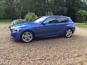 BMW 125d M Sport Auto 2013/63 5 dr For Sale