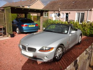 2003 20003 BMW 2.2 Manual Z4 For Sale
