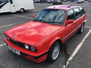 1990 BMW 325i touring E30 For Sale