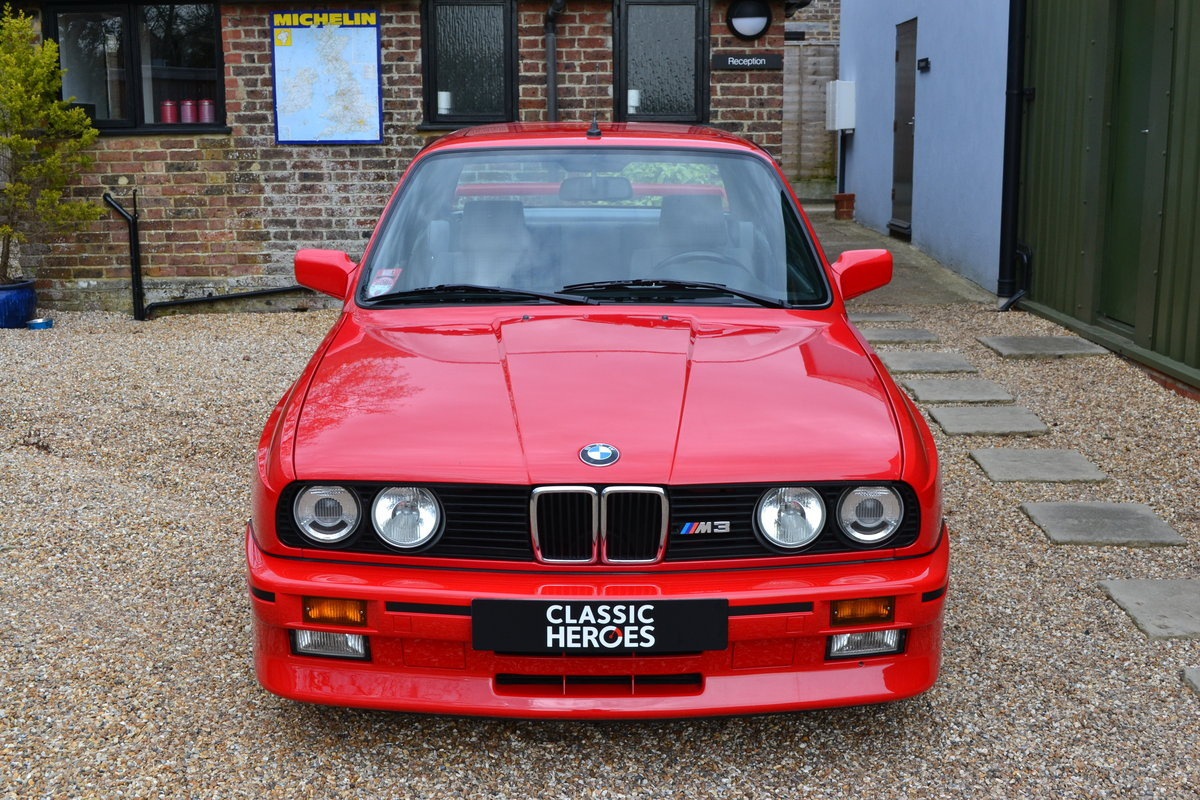 1990 BMW E30 M3 For Sale (picture 1 of 6)