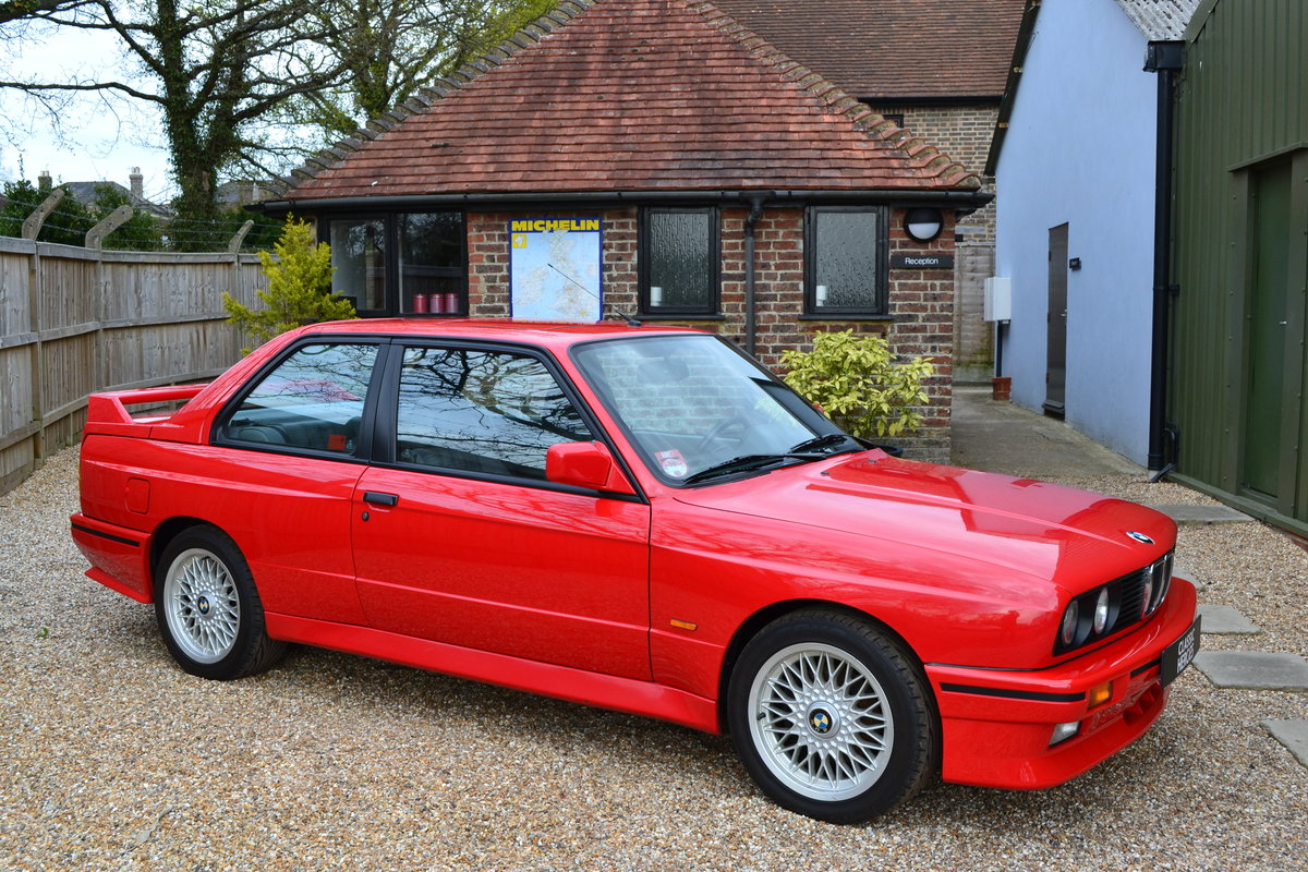 1990 BMW E30 M3 For Sale (picture 2 of 6)