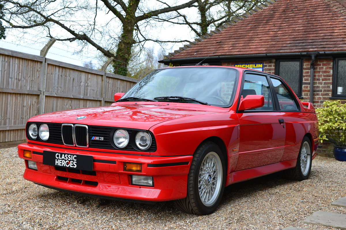 1990 BMW E30 M3 For Sale (picture 3 of 6)