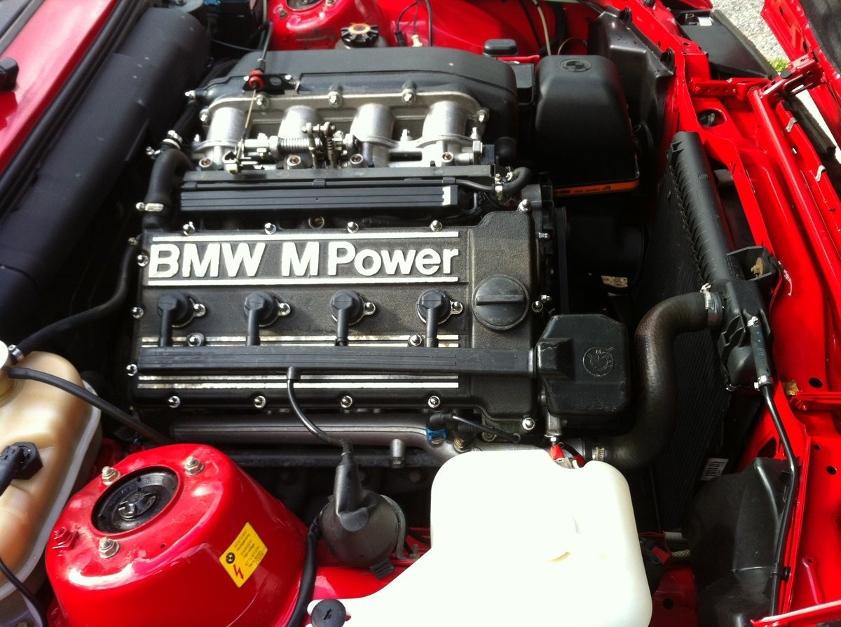 1990 BMW E30 M3 For Sale (picture 6 of 6)