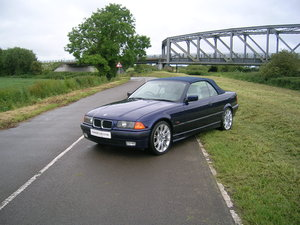 1996 BMW 328i Cabriolet Automatic