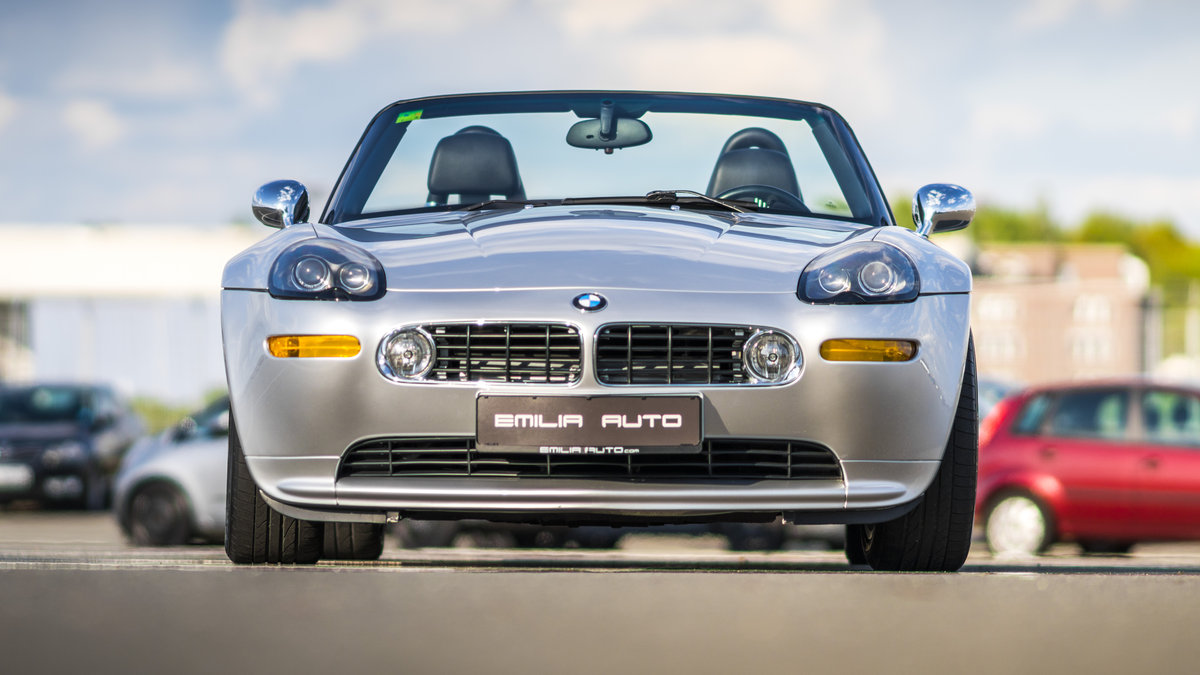 2000 BMW Z8 one owner from new For Sale (picture 1 of 6)