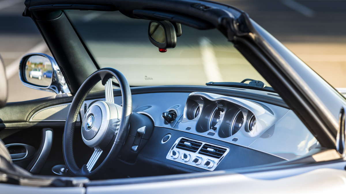 2000 BMW Z8 one owner from new For Sale (picture 2 of 6)
